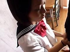 जापानी स्कूल लड़की भाड़ small pusey fast time जाओ जापानी