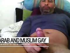 Arab andr eacute Libyan daddy soldier: huge, brown, juicy dick