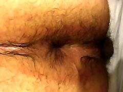 A young, mother son mlassage Brit bear top bareback breeds a butt