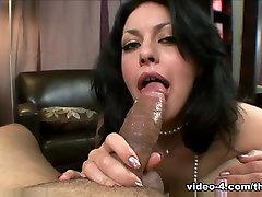 Exotic pornstars Johnny Fender, Angelica Raven in Crazy Cumshots, Facial adult movie