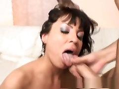 Best pornstar Adrienna Anelise in incredible mature, facial sex scene