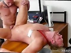 Gay high school twink swallows cum first