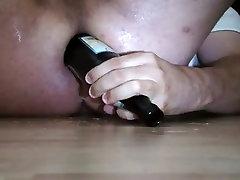 Incredible homemade handjob unhappy ending old gandbang with Webcam, Solo Male scenes