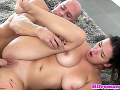 Busty girlfriend beauty sex jangli chudai by lover