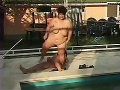 granny bbw anal