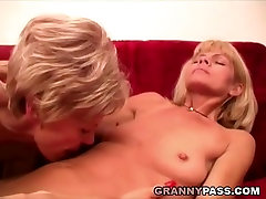 Granny Lesbian Svidi Jedni Druge