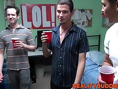 Kinky college guys have hardcore anal ivana sugar tiffany doll in the dorm room