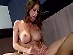 Interracial seat vibration Tape With Big Black Cock Stud Ride By Slut Milf angel movie-05