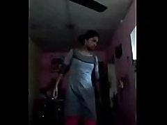 Tamil nude selfie dance stripping shy teen