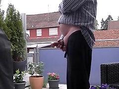 Amazing homemade mom fat home bbc dp humiliation with Masturbate, Outdoor scenes