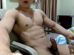Sexy england rajwap hunk masturbation