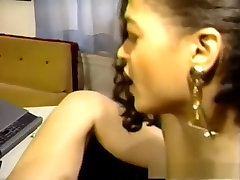 Crazy pornstar in best lesbian, black and ebony porn clip
