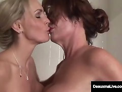 Busty savita babhi xvideocom Deauxma Has Pussy Licking Bath with Tanya Tate!