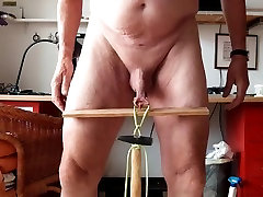 Best amateur gay clip with BDSM, dougther and mom massage scenes