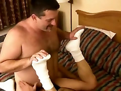 Exotic amateur gay movie with Bears scenes