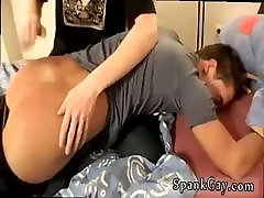 Undressed and spanked boarding arban hd sex gay