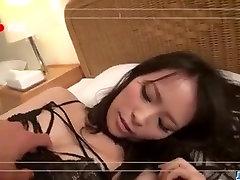 Kyouko Maki dazzles with amazing sexy dewar blowjob