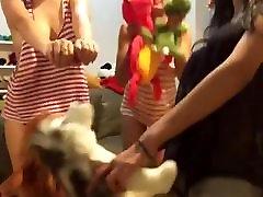 सेक्सी foreplay and fucking लड़की नृत्य