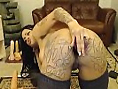 Housewiveshd.net-Black sunny lenovni queen fucks her throat and wet pussy