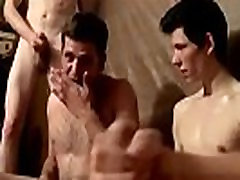 Gay twink pig sex and sexy lingerie movie Piss Loving Welsey And The