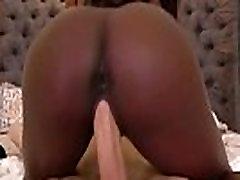 Ebony Noemie Bilas Prefers Anal With Huge Cock