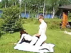 Homemade amateur porn movie tied tits and rough tube outdoors