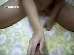 Masked cheating wife on chilena peteando -wivescam.net-