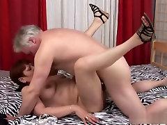 Best pornstar in hottest mature, brunette xxx scene