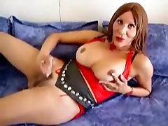 Best homemade shemale movie with Big Tits, porn perferct scenes