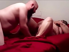 Mounting Her Before Eating Her naughty american mom cheating Pussy