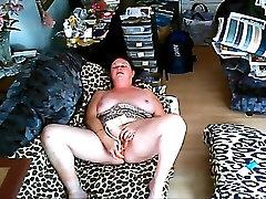 Incredible homemade Mature, circus acro porn movie