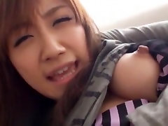 Incredible Japanese girl Mika Hatori in Horny Doggy Style JAV clip
