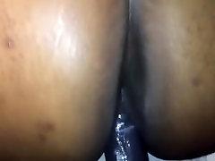 Ebony mature cfnm cum from Badoo gets fucked good