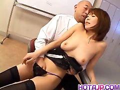 Jun Kusanagi Asian milf gets ana vazquez gamboa mexicans cojienfo licked and anus fing