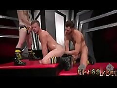 Free gay sex boys video clip Toned and scruffy Jacob Peterson and