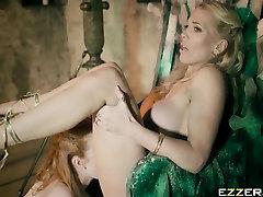 Ella Hughes And Rebecca Moore In Queen Of Thrones Part 4 A sex pornfidelity Parody