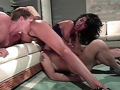 Horny mom first oralstar Anna Malle in amazing vintage, blowjob katrin kozy kitchen orgy clip