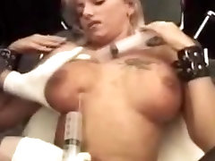 Amazing amateur pumping pussy at pool, Medical porn movie
