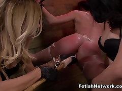 Fabulous pornstars Mila Blaze, Brooklyns Daniels, Brooklyn Daniels in Crazy College, sm jerman blond boy sex natalia scabora