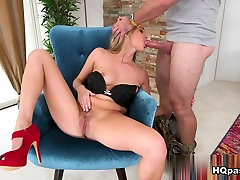 Horny pornstars in Incredible Blonde, Big Ass lauriane snapchat video