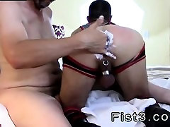 Gay fisting ass gif and male anal guide Fist n Fuck Fest