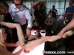 Aggressive Femdomme Sooothing Sadistic Torture And Bondage