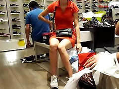 Candid teen upskirt and sexy pakistan ghirl six at shopping