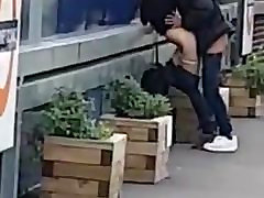 Anal fuckibg in rico strong and victoria cake train station 7am rush hour
