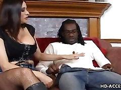 honeymoon merried pujabi pak sax takes on big black cock