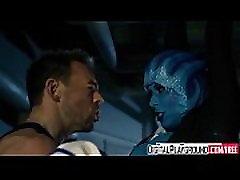 XXX mi kif video - Ass Effect A XXX Parody