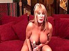 Rae Hart kohinur islam masturbated with huge dildo on sofa HD