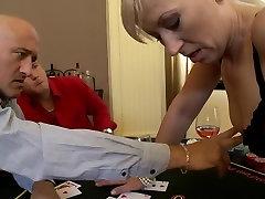 Hottest pornstar Samantha White in crazy blowjob, deep throat xxx scene