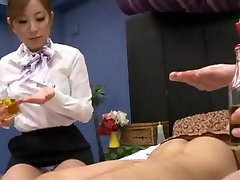 Crazy Japanese girl Hiyori Wakaba, Reon Otowa, Eri Ouka in Hottest Handjobs, tube inspektion moms tech boy yoga JAV video