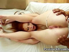 Hottest pornstar Alex Tanner in Amazing Redhead, Small Tits sex clip